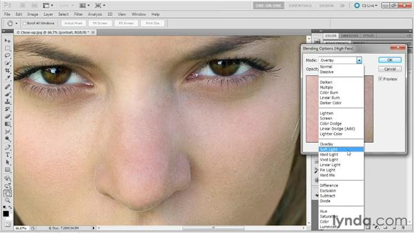 : Photoshop Masking and Compositing: Advanced Blending