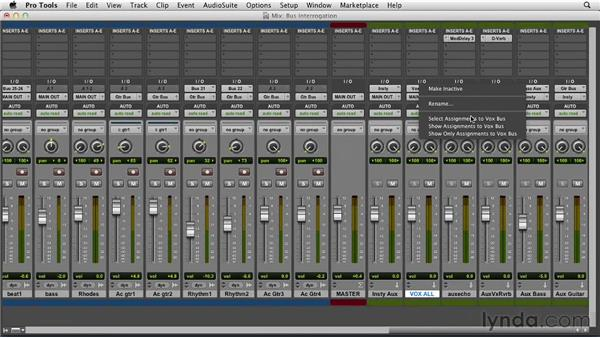 Bus interrogation: Pro Tools 10 New Features