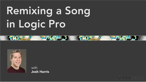 Final thoughts : Remixing a Song in Logic Pro