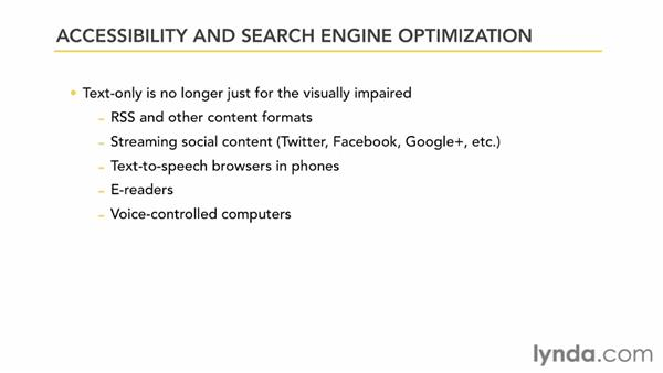 Accessibility and SEO: A primer: Improving SEO Using Accessibility Techniques