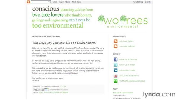 Blogging success: Online Marketing Basics