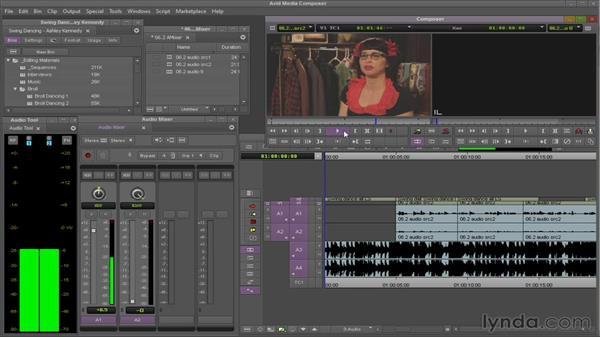 Welcome: Avid Media Composer 6 Essential Training