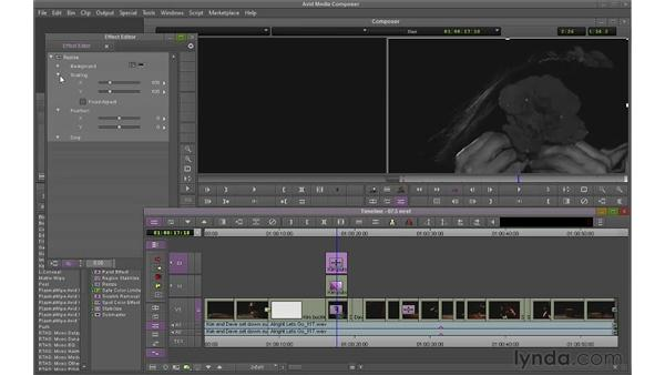 Nesting and auto-nesting: Avid Media Composer 6 Essential Training