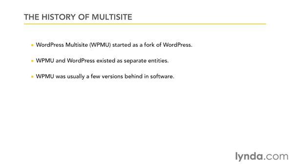 Introducing multisite: Creating and Managing a Blog Network with WordPress