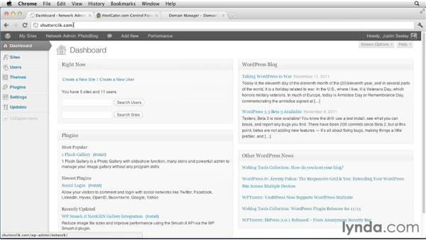 : Creating and Managing a Blog Network with WordPress