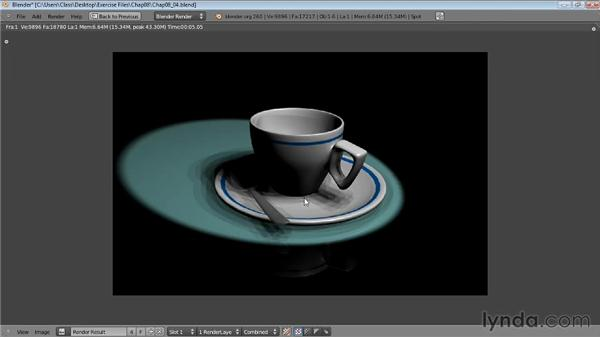 : Blender Essential Training