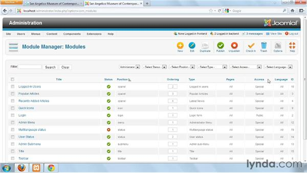 Adding a back-end access level: Joomla! 1.7 and Joomla! 2.5: Access Control Lists in Depth