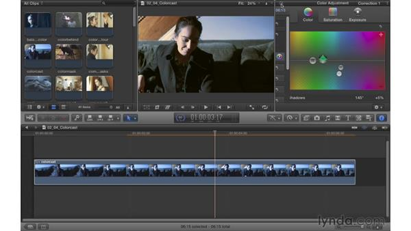 Welcome: Color Correction in Final Cut Pro X