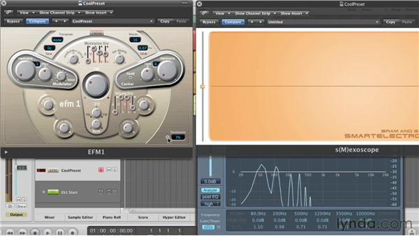 Randomize, do you feel lucky today?: Virtual Instruments in Logic Pro