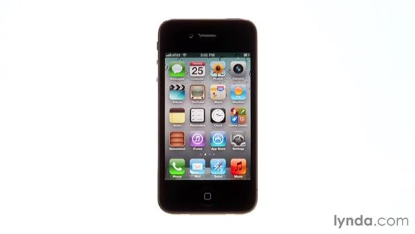 Turning Call Waiting on and off: iPhone and iPod touch iOS 5 Essential Training