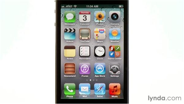 Texting, MMS, and iMessage: iPhone and iPod touch iOS 5 Essential Training