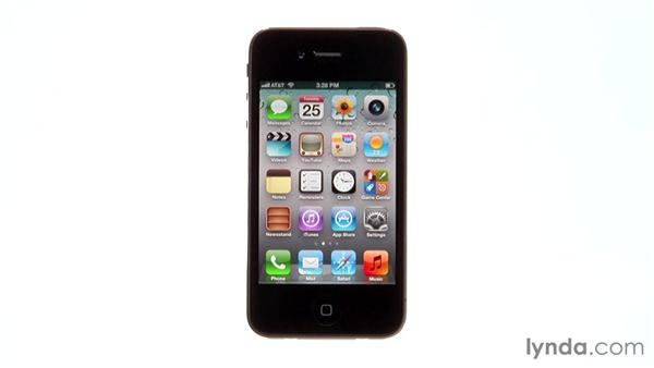 Begin by restarting: iPhone and iPod touch iOS 5 Essential Training