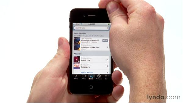 Force-quitting apps: iPhone and iPod touch iOS 5 Essential Training