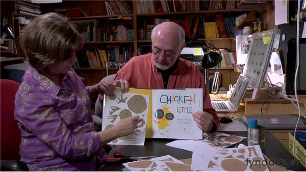 Collaborating and the future of publishing: Creative Inspirations: Ed Emberley, Children's Book Illustrator