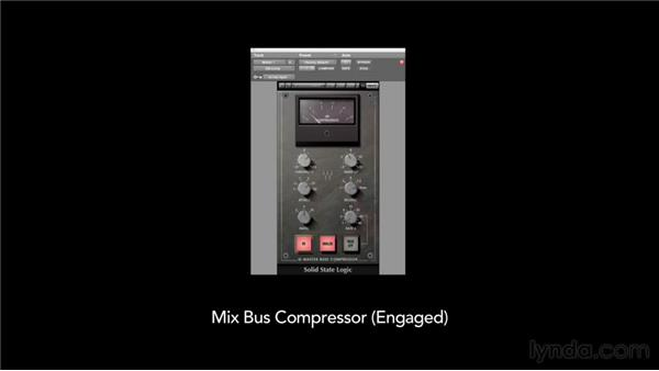 Understanding mix bus compression: Foundations of Audio: Compression and Dynamic Processing