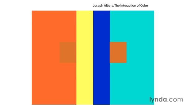 Color as a signifier: Photoshop for Designers: Color