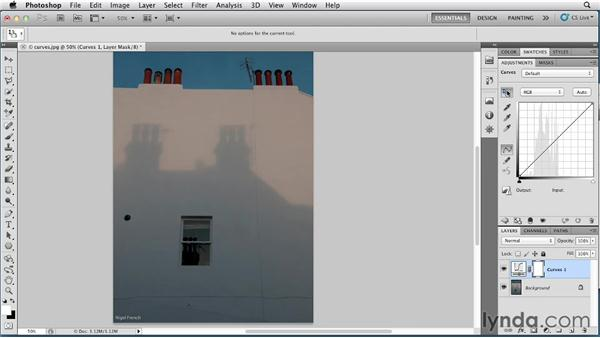 Curves: Photoshop for Designers: Color