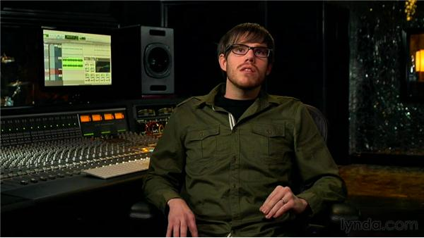 Balancing expectations from the recording process: Foundations of Audio: EQ and Filters