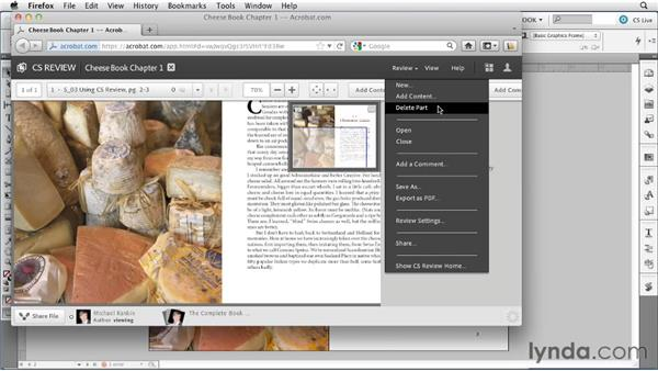 Using CS Review: Creating Long Documents with InDesign