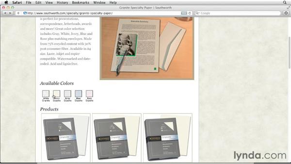 Paper choices: Designing a Restaurant Menu