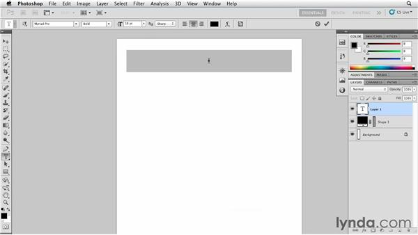 Wireframing a basic layout with boxes: Infographics: Planning and Wireframing