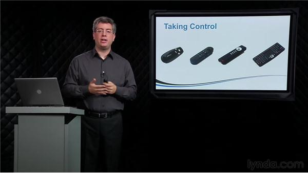 Taking control: PowerPoint Tips and Tricks for Business Presentations