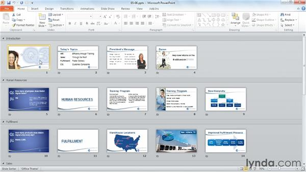 Creating handouts: PowerPoint Tips and Tricks for Business Presentations