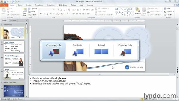 Knowing what to do when things go wrong: PowerPoint Tips and Tricks for Business Presentations