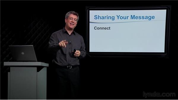 Sharing your message: PowerPoint Tips and Tricks for Business Presentations