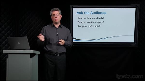 Reading your audience: PowerPoint Tips and Tricks for Business Presentations
