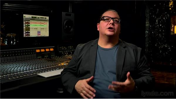 """Using the """"Get In the Mix"""" Pro Tools session files: Foundations of Audio: Delay and Modulation"""