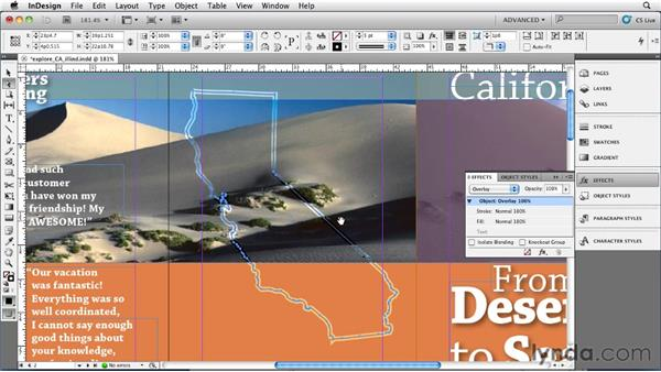 022 Copying objects between Illustrator and InDesign: InDesign Secrets