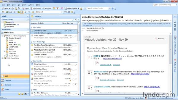 Welcome: Outlook 2007: Time Management with Calendar and Tasks