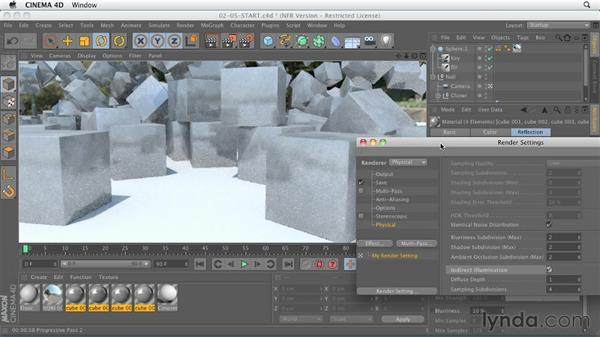 Welcome: CINEMA 4D R13 New Features
