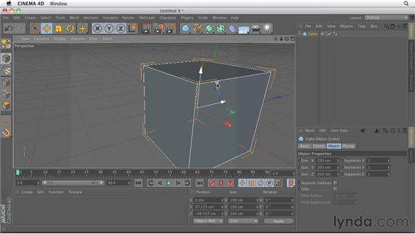 Introducing the R13 interface: CINEMA 4D R13 New Features
