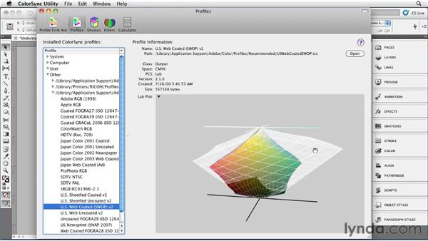 026 Understanding Transparency Blend Space: InDesign FX