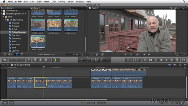 Welcome: Effective Storytelling with Final Cut Pro X v10.0.9
