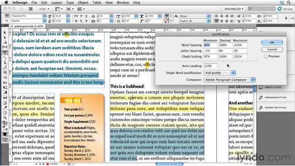 025 Tracking down type issues with the composition highlighter: InDesign Secrets