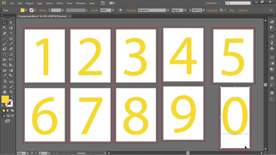 how to add artboards in illustrator cs6