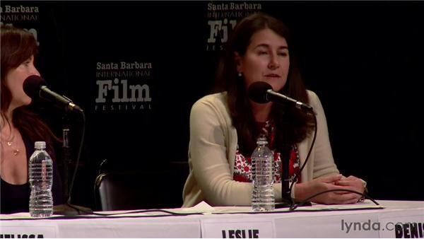 Women as Collaborators: 2012 SBIFF Women's Panel: Women in the Biz