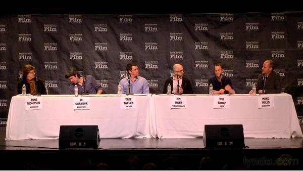 Introduction: 2012 SBIFF Screenwriters' Panel: It Starts with the Script