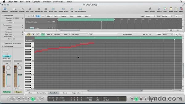 Create your own sample instruments the easy way: Virtual Instruments in Logic Pro