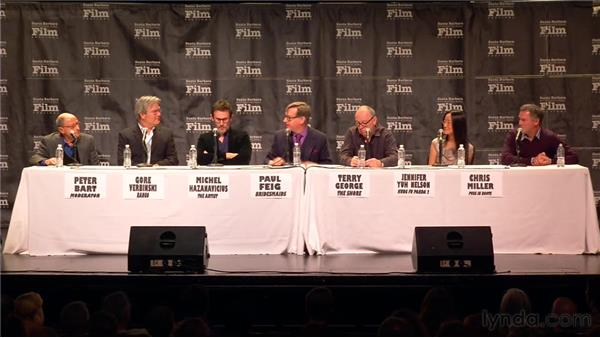 Filmmaking and anxiety: 2012 SBIFF Directors' Panel:  Directors on Directing