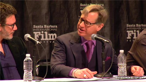 Silent filmmaking: 2012 SBIFF Directors' Panel:  Directors on Directing