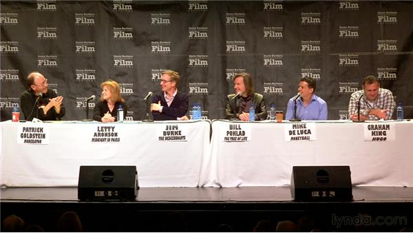 3D kids and dogs: 2012 SBIFF Producers' Panel: Movers & Shakers