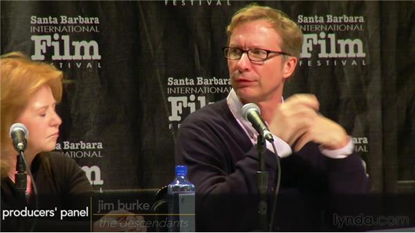 An ongoing relationship with the director: 2012 SBIFF Producers' Panel: Movers & Shakers