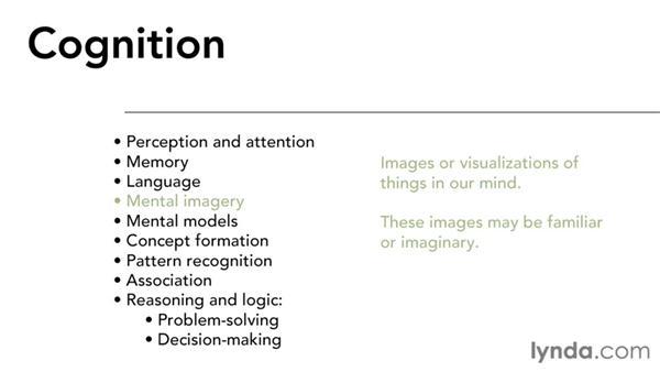 Defining cognition: Interaction Design Fundamentals
