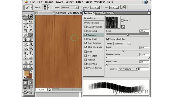 accidental discovery: Photoshop Brushes