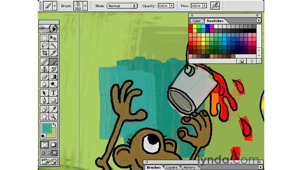 paint play: Photoshop Brushes