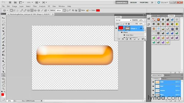 Creating artwork in Photoshop: Acrobat X: Creating Forms